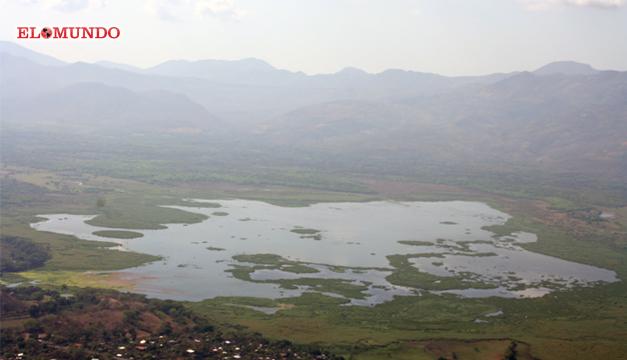 Laguna El Jocotal-DEM