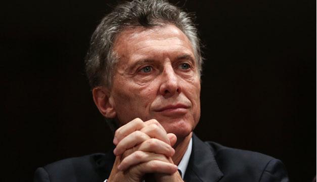 Foto del presidente de Argentina, Mauricio Macri. EFE