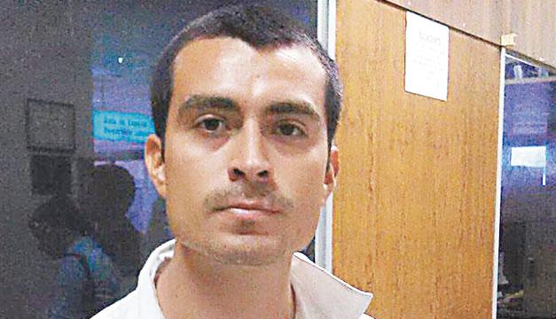 Mexicano-detenido