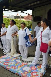 Protesta-enfermeras