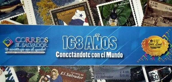 Foto cortesía de Correos de El Salvador