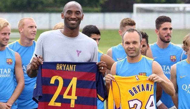 Andres-Iniesta-y-Kobe-Bryant