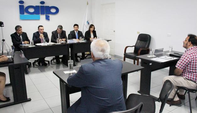 Audiencia-IAIP
