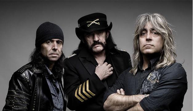 Banda Motörhead. Tomada de internet.