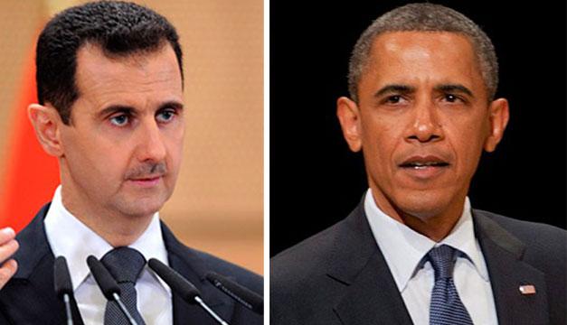 Barack-Obama-Bashar-Al-Asad