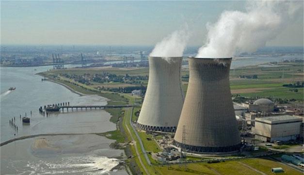 Central-nuclear-de-Doel