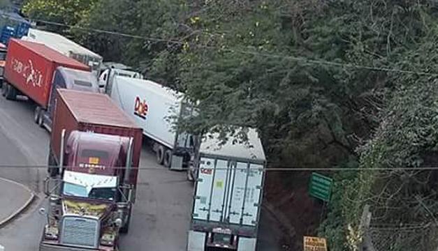 Cortesía: Asociación Salvadoreña de Transportistas Internacionales de Carga (ASTIC)