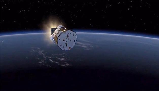 El lanzamiento de LISA Pathfinder probará la tecnología para la detección de ondas gravitacionales, allanando así el camino a futuras misiones espaciales. ESA