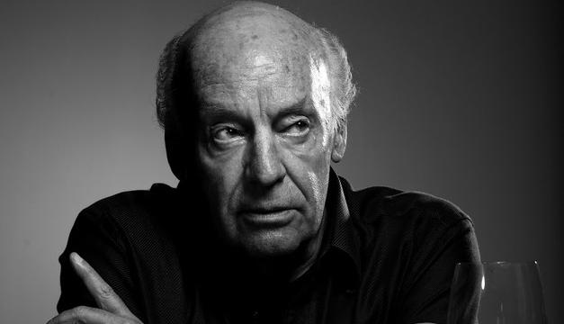 Eduardo Galeano. Cortesía: E!