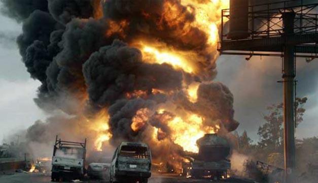 Explosion-Nigeria