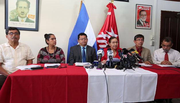 FMLN-Conferencia