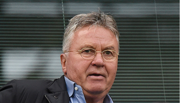 Guus Hiddink/EFE