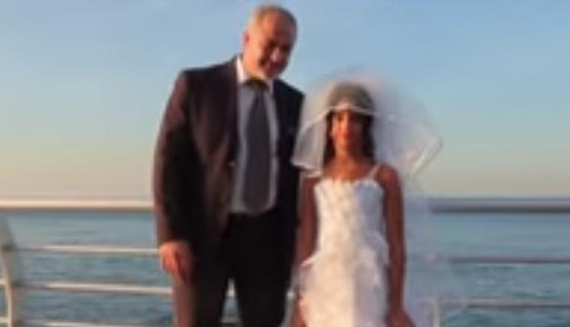 Matrimonio infantil-EFE