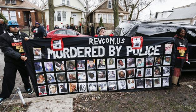 Protestas-Chicago
