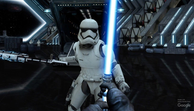 Stars Wars app