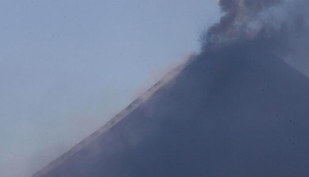 Volcan Momotombo-EFE