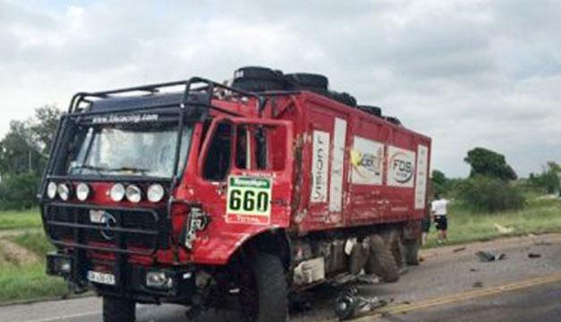 Camion-rally-Dakar