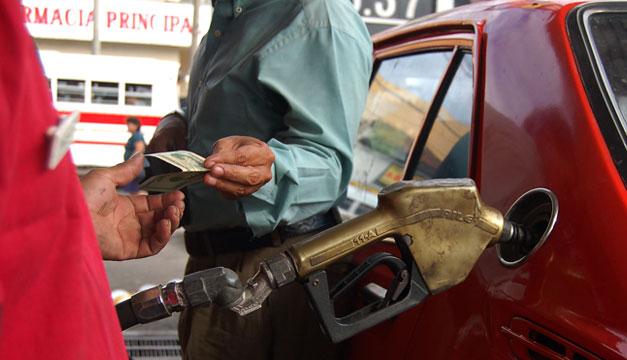 Combustible-gasolina