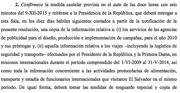 Documento-Sala-de-lo-Constitucional-viajes-de-Mauricio-Funes