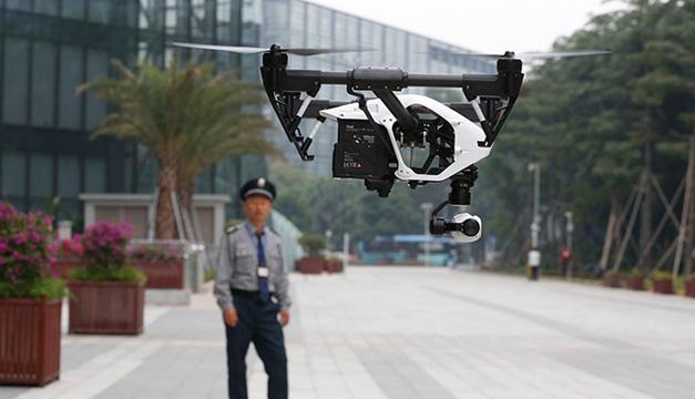 Drones-China