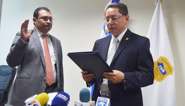 Fiscal-generalDouglas-Melendez-fiscal-adjunto-Aquiles-Parada