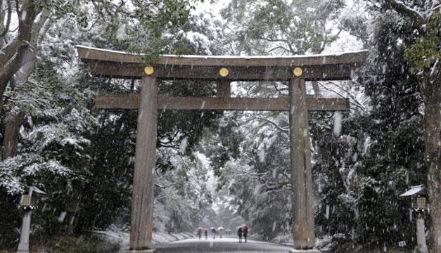 Japon-nieve-
