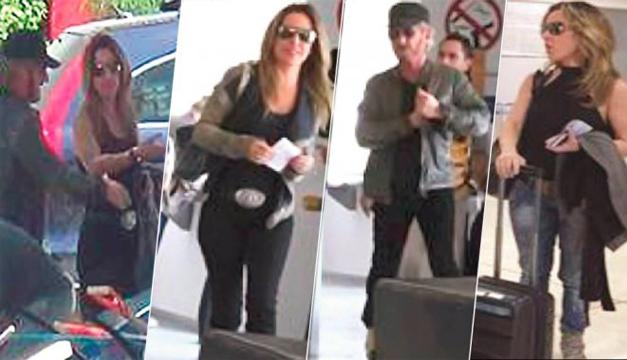 """Foto del encuentro entre Sean Penn y Kate del Castillo con """"El Chapo"""". Tomada de internet."""