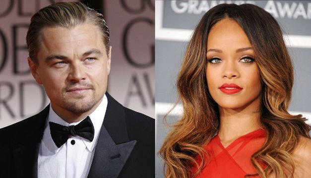 Leonardo dicaprio-Rihanna