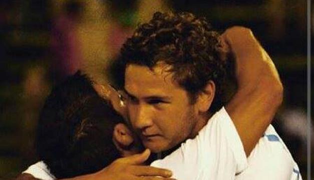 Lucas Vico es un delantero de 23 años que proviene del Atlético Unión de la Segunda División de Argentina. Foto cortesía Lucas Vico. DEM