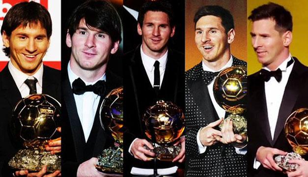 Messi-Balones-de-Oro