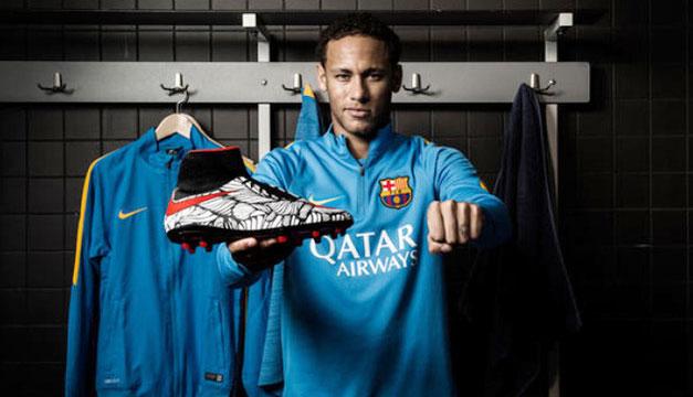Neymar-botines-2016