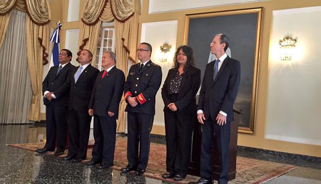 Foto tomada de Casa Presidencial.