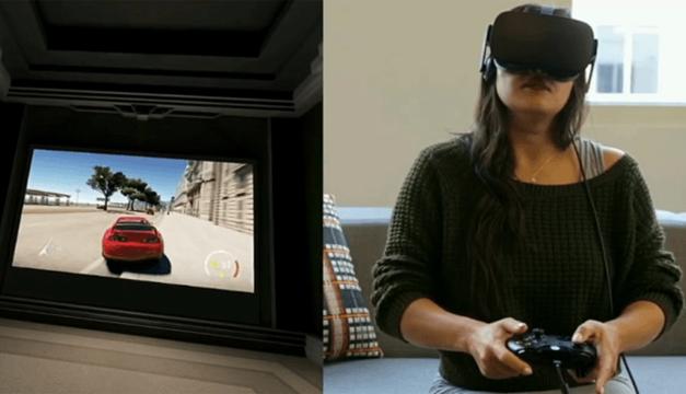 El paquete de Oculus Rift incluye unas gafas de realidad virtual, un mando de la consola Xbox y los videojuegos EVE. Fotografía: Agencias