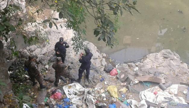 Foto de la escena del crimen: Foto por: Oscar Machón/DEM