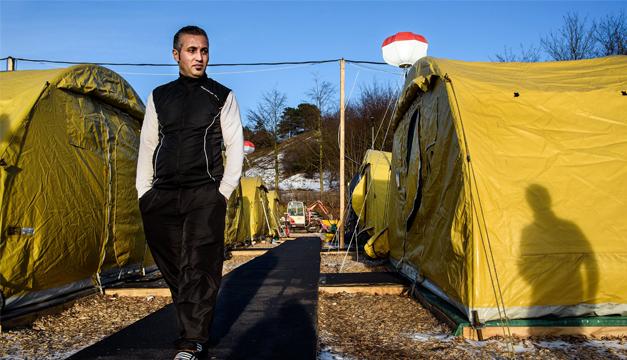 Refugiados Dinamarca-EFE