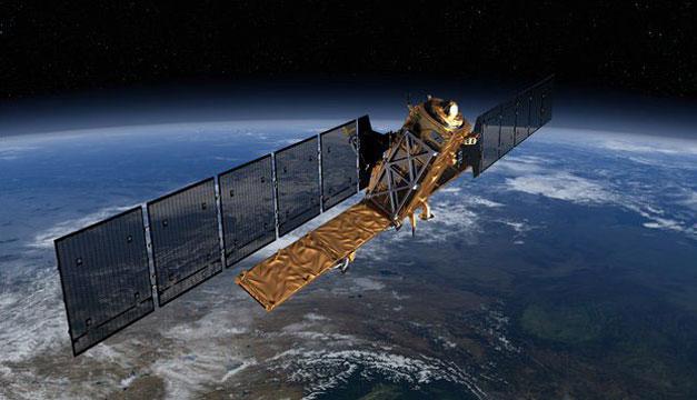 Satelite-EDRS-A