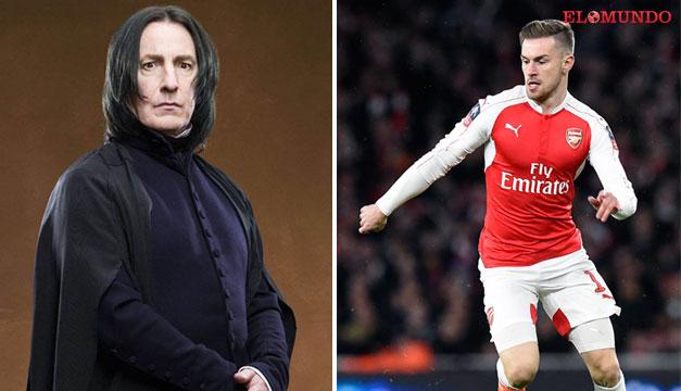 Snape-y-Ramsey