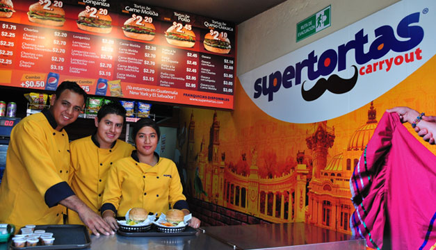 Supertortas-Restaurante