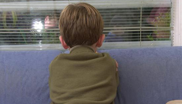 Abuso infantil-EFE