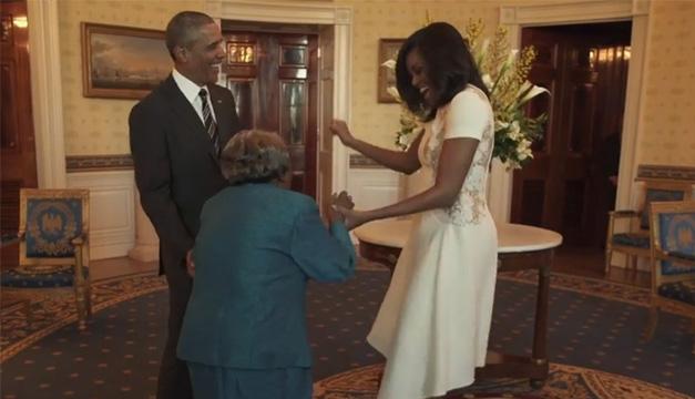 Barack Obama-baile