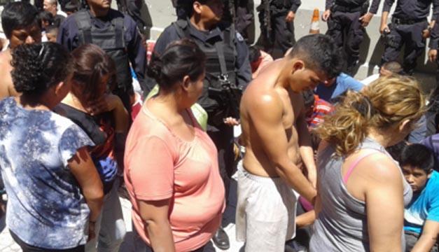 Fotografía de los capturados: Diario El Mundo/DEM