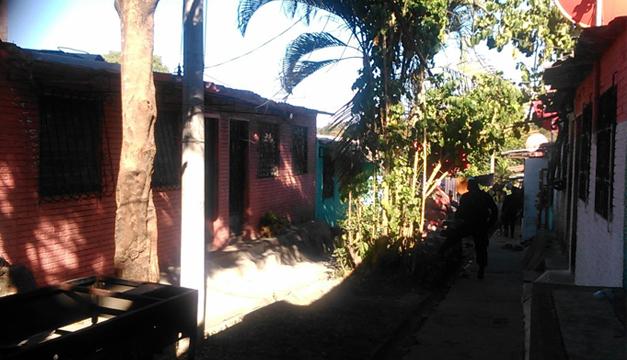 Casa quemada en Soyapango-DEM