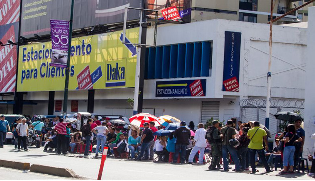 Centros comerciales Venezuela-EFE