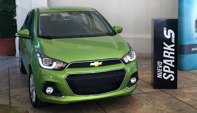 Chevrolet-Spark-S