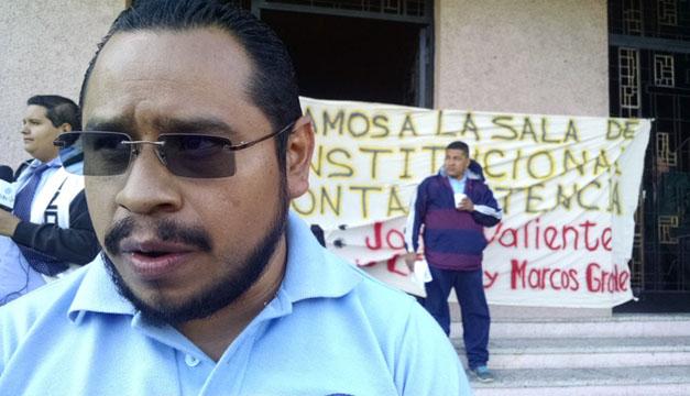 Secretario general de Sitccor pide a magistrados de Sala resuelvan demandas contra magistrados de CCR/DEM