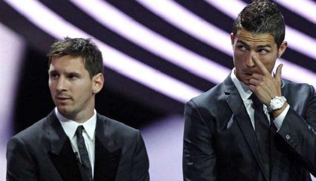 Cristiano-Messi-Balon-de-Oro2