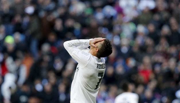 Fotografía: Cristiano Ronaldo. EFE