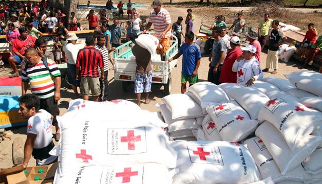 Fotografía: Cortesía Cruz Roja