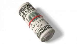 Dinero-rollo-de-billetes