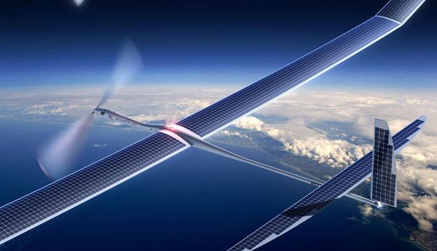 Drones-solares